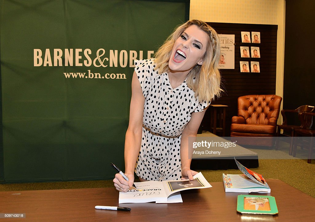 "Grace Helbig Book Signing For ""Grace And Style: The Art Of Pretending You Have It"