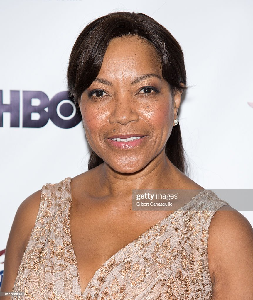 Grace Hightower attends the 2013 Actors Fund's Annual Gala Honoring Robert De Niro at The New York Marriott Marquis on April 29, 2013 in New York City.