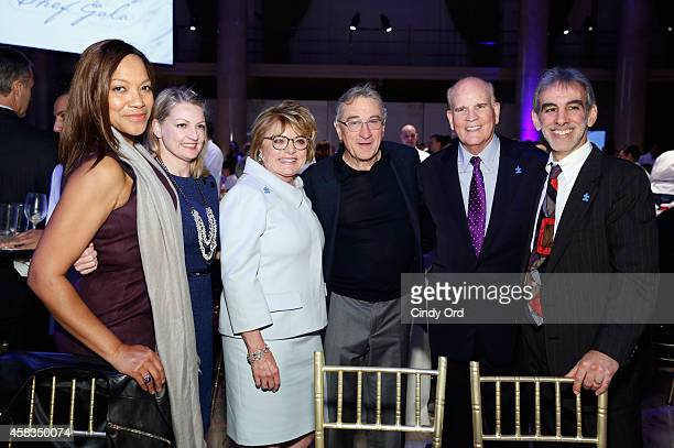 Grace Hightower Katie Wright Founder of Autism Speaks Suzanne Wright actor Robert De Niro Founder of Autism Speaks Bob Wright and Engineering...