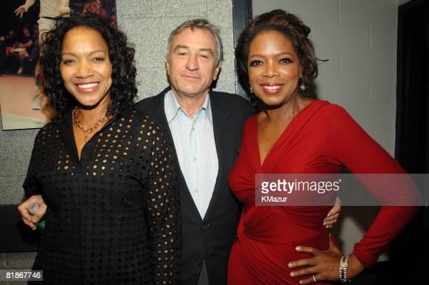 Grace Hightower Robert De Niro and Oprah Winfrey