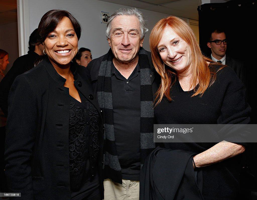 Robert De Niro, Bruce Springsteen, And Sting Attend Rita Wilson's Performance At 54 Below