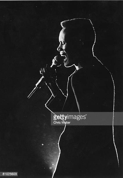 Grace Jones 1979