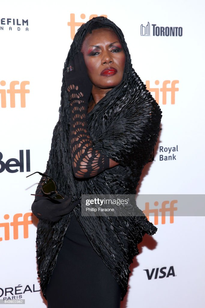 "2017 Toronto International Film Festival - ""Grace Jones: Bloodlight And Bami"" Premiere"