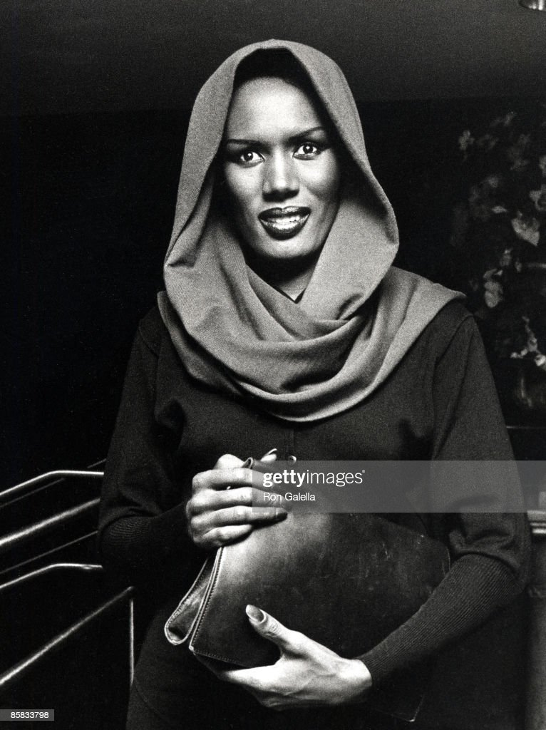 Grace Jones Sighting a...