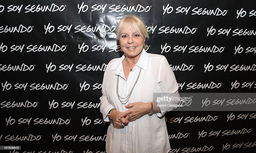 Grace Mori attends Yo Soy Segundo With Myrka Dellanos at New World Center on February 12, 2013 in Miami Beach, Florida.
