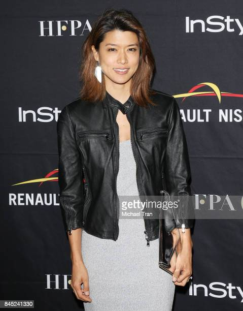 Grace Park attends the HFPA InStyle Annual Celebration of 2017 Toronto International Film Festival held at Windsor Arms Hotel on September 9 2017 in...