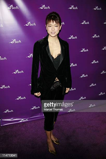 Grace Park during Sci Fi Channel 2007 Upfront Party at STK at STK in New York City New York United States