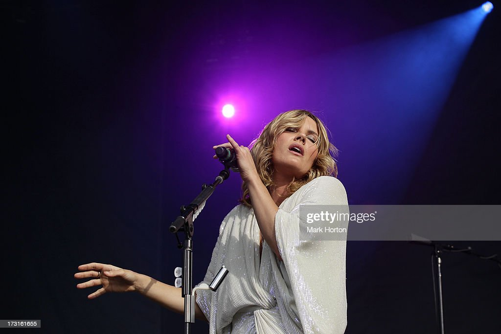 <a gi-track='captionPersonalityLinkClicked' href=/galleries/search?phrase=Grace+Potter&family=editorial&specificpeople=2963080 ng-click='$event.stopPropagation()'>Grace Potter</a> of <a gi-track='captionPersonalityLinkClicked' href=/galleries/search?phrase=Grace+Potter&family=editorial&specificpeople=2963080 ng-click='$event.stopPropagation()'>Grace Potter</a> and the Nocturnals perfom on Day 5 of the RBC Royal Bank Bluesfest on July 8, 2013 in Ottawa, Canada.