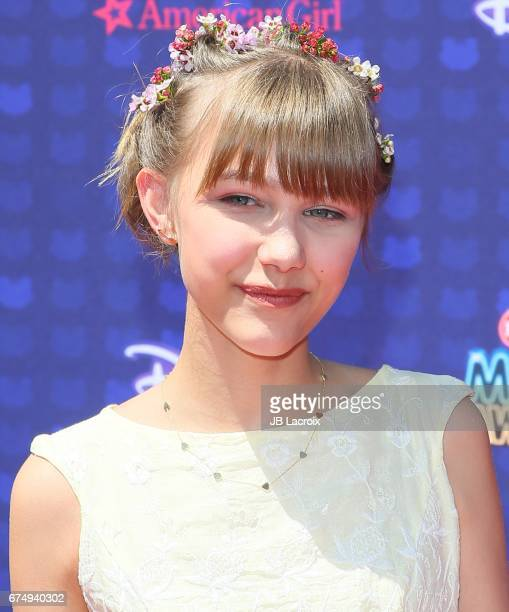 Grace Vanderwaal attends the 2017 Radio Disney Music Awards on April 29 2017 in Los Angeles California