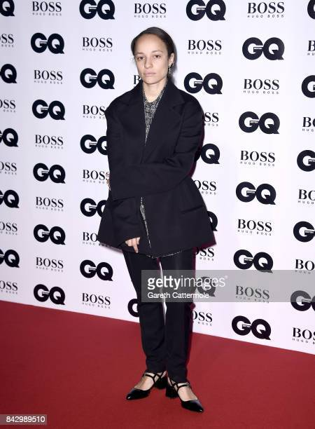 Grace Wales Bonner attends the GQ Men Of The Year Awards at the Tate Modern on September 5 2017 in London England