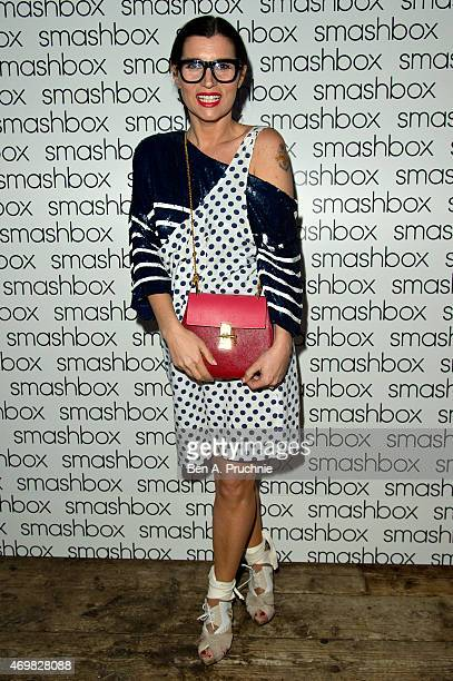 Grace Woodward attends as Smashbox Founder and Photographer Davis Factor and Cherry Healey host an Influencer dinner to celebrate the launch of new...