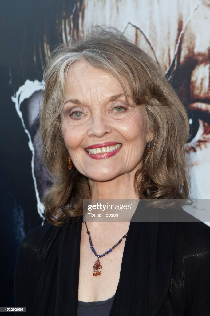 Grace Zabriskie attends the 'Twin Peaks' Blu-Ray/DVD release party and screening at the Vista Theatre on July 16, 2014 in Los Angeles, California.