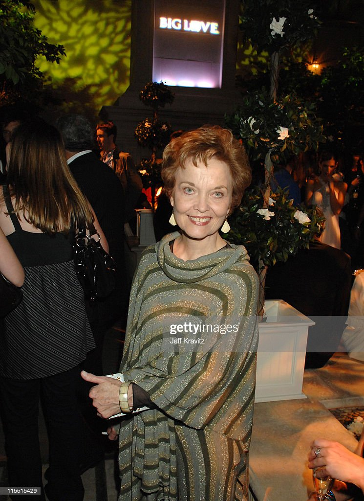 Grace Zabriskie during 'Big Love' Season Two Premiere - After Party at Boulevard 3 in Hollywood, California, United States.