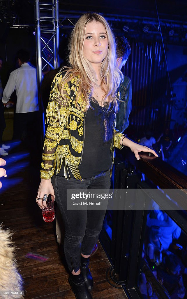Gracie Egan attends the launch of MODE in Notting Hill on April 4, 2014 in London, England.