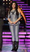 Graciela Beltran participates in the premiere of Univisions 'Mira Quien Baila' show at Univision Studios on September 14 2013 in Miami Florida