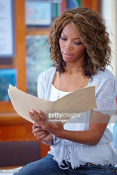 Donner une note de journaux