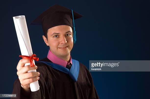 graduate men