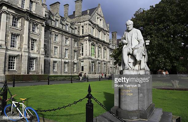 Graduates Memorial building in Trinity College
