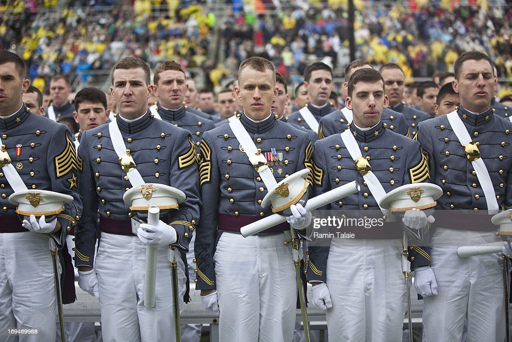 graduation speech in military He's spoken to army graduates at west point navy graduates at  here is a list  of obama's graduation speeches by year, according to the.