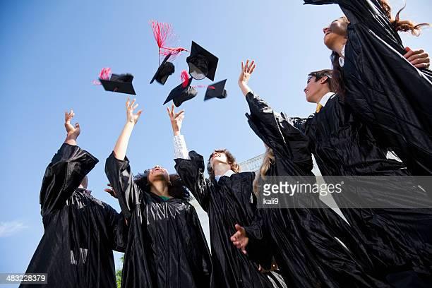 Avoir obtenu son diplôme de classe