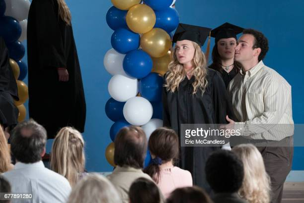 THE GOLDBERGS 'Graduation Day' Graduation Day is quickly approaching and Erica cannot wait to get out of the house until it dawns on her how much...