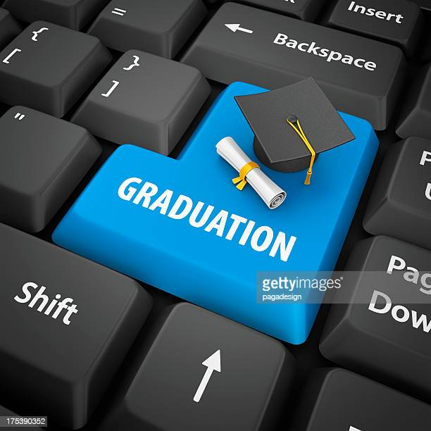 graduation enter key