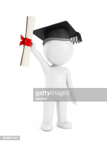 Graduation : Stock Photo