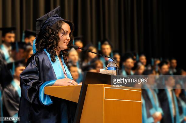 卒業式スピーチ