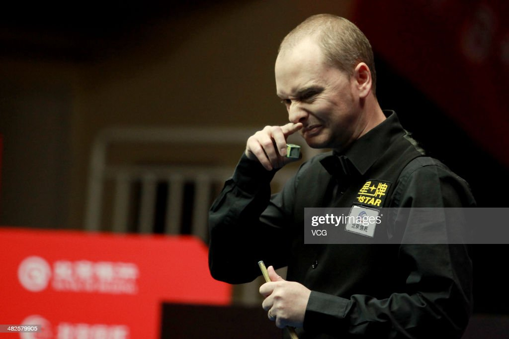 2014 World Snooker China Open - Day 5