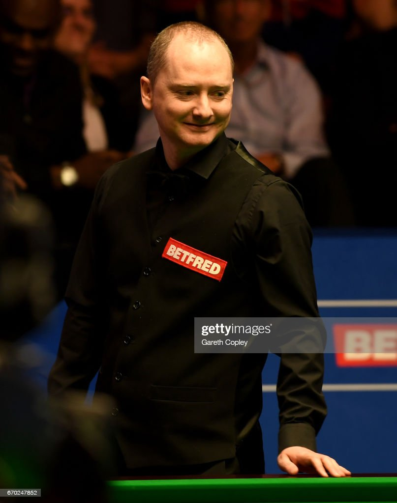 World Snooker Championship - Day Five