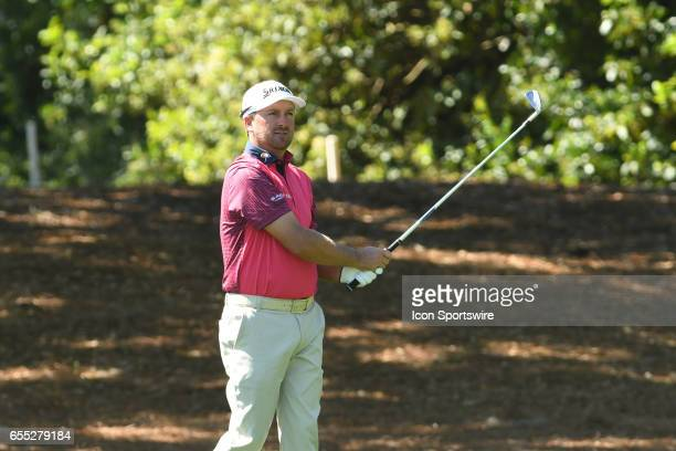 Graeme McDowell during the final round of the Arnold Palmer Invitational on March 19 2017 at Bay Hill Club Lodge in Orlando FL
