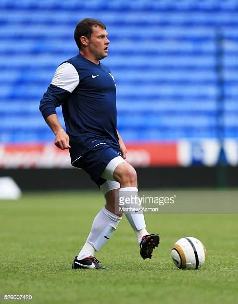 Graeme Murty of FA Legends