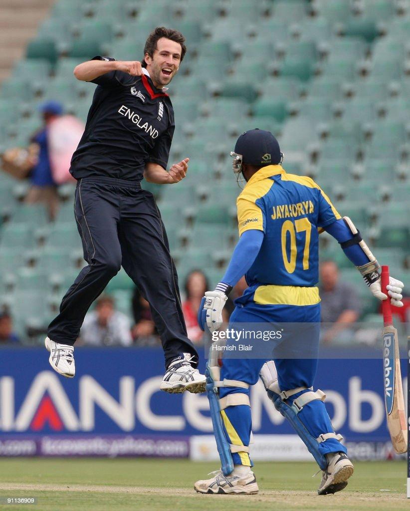 Sri Lanka v England - ICC Champions Trophy