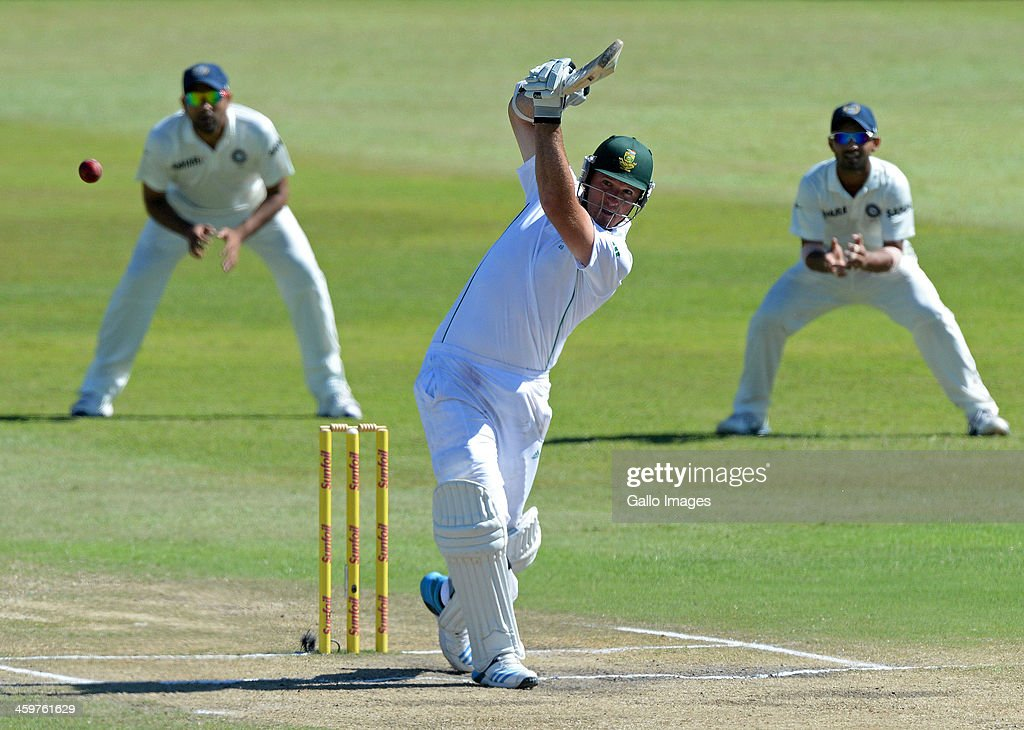 South Africa v India 2nd Test