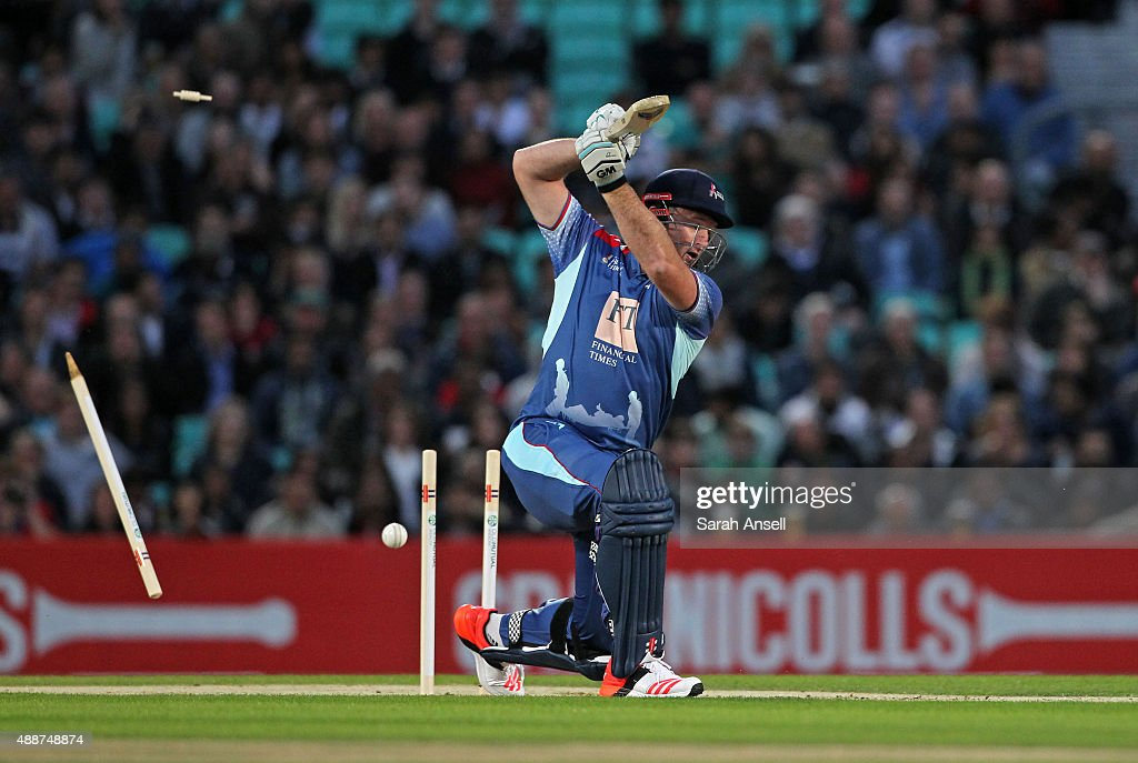Cricket for Heroes Twenty20 Challenge Match