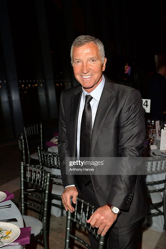 Graeme Souness attends the Sky Red Carpet Dinner during Advertising Week Europe on March 23, 2015 in London, England.