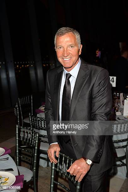Graeme Souness attends the Sky Red Carpet Dinner during Advertising Week Europe on March 23 2015 in London England
