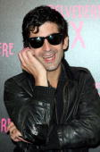 Graffiti artist Andre arrives at the Belvedere IX Launch Party on February 5 2009 in Hollywood California