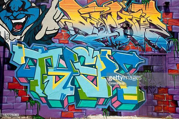 Graffiti-Cat
