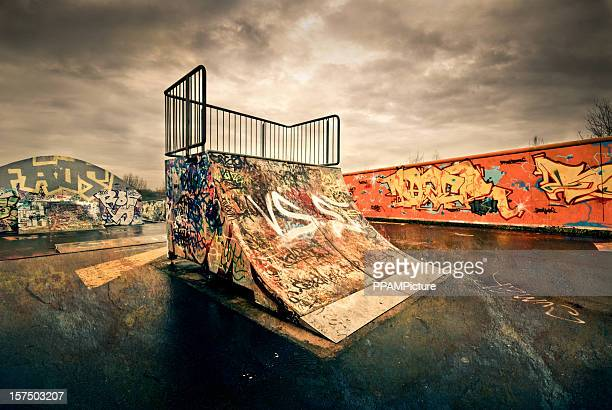 Graffiti playground