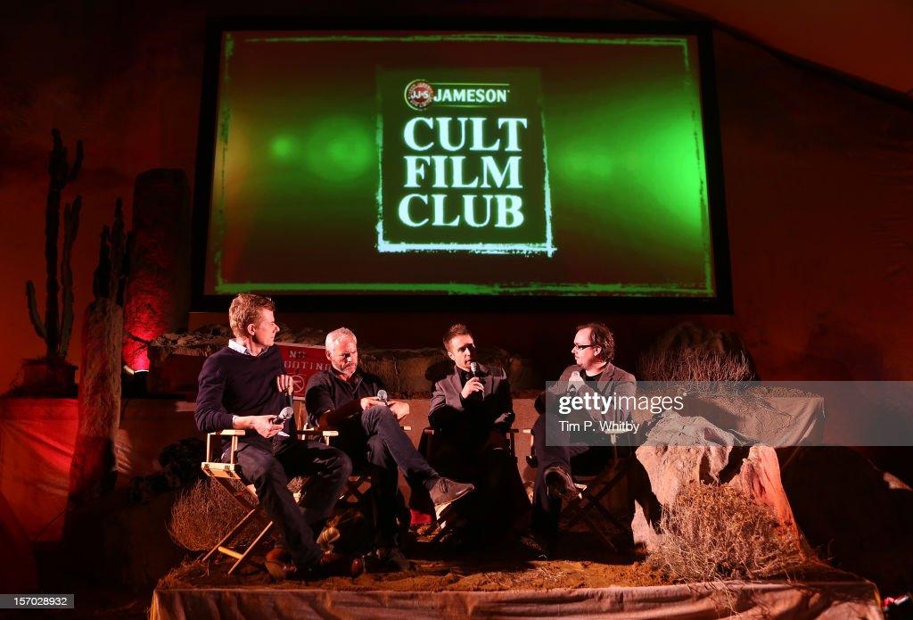 Jameson Cult Film Club Seven Psychopaths Gala Premiere