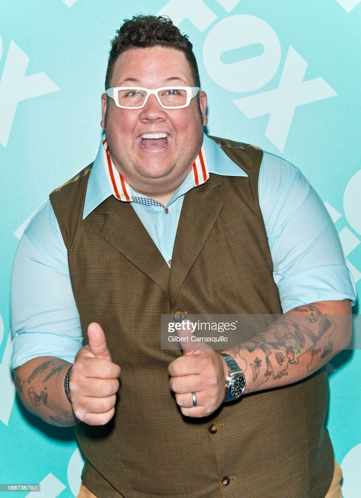 Graham Elliot of 'MasterChef' attends the FOX 2103 Programming Presentation Post-Party at Wollman Rink - Central Park on May 13, 2013 in New York City.
