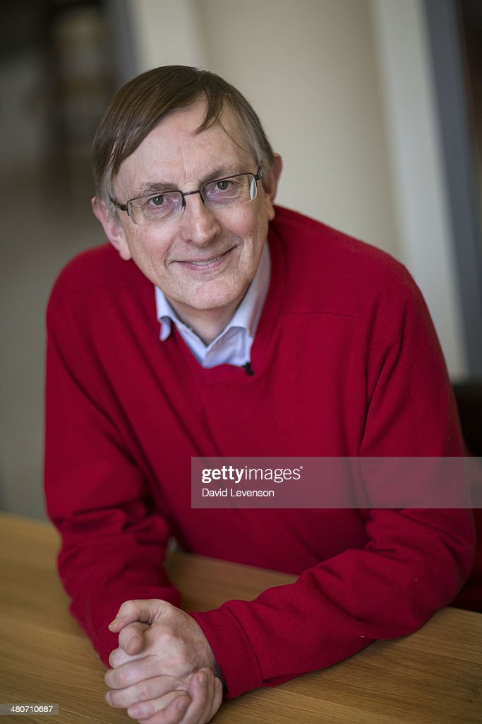 Graham Farmelo, award winning writer, on Day 5 of the FT Weekend Oxford Literary Festival on March 26, 2014 in Oxford, England.