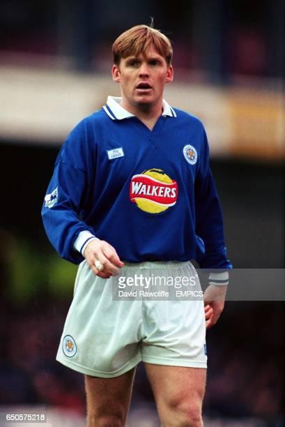 Graham Fenton Leicester City