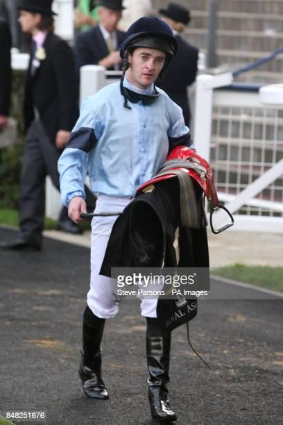 Graham Gibbons jockey