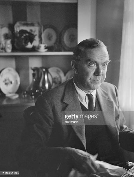 Graham Greene is shown He was an English novelist and his major works include The Power and The Glory published in 1940 and The Human Factor...