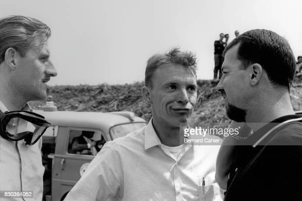 Graham Hill Jo Bonnier Dan Gurney Targa Florio Sicily 30 April 1961