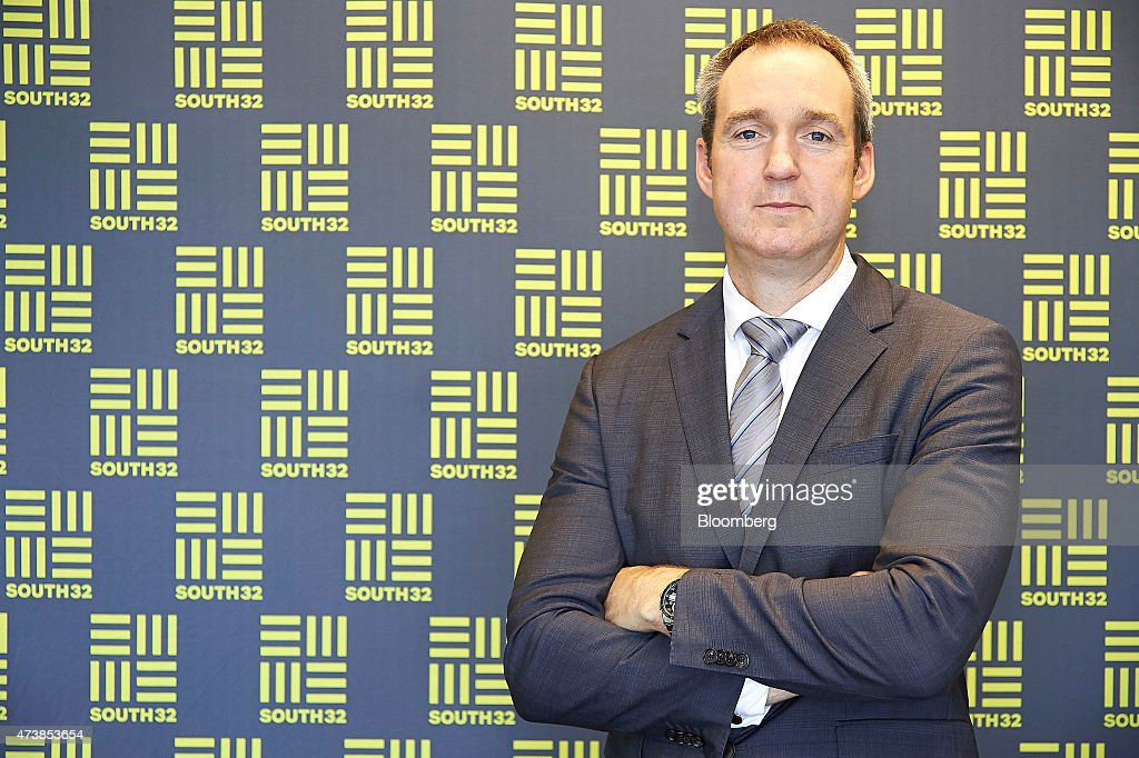 <a gi-track='captionPersonalityLinkClicked' href=/galleries/search?phrase=Graham+Kerr&family=editorial&specificpeople=1315214 ng-click='$event.stopPropagation()'>Graham Kerr</a>, chief executive officer of South32 Ltd. poses for a photograph at the Australian Securities Exchange (ASX) offices in Perth, Australia, on Monday, May 18, 2015. South32, the miner spun off from BHP Billiton Ltd., missed analyst estimates on its Sydney trading debut with investors valuing it at about $9.1 billion amid concern for its growth potential. Photographer: Aaron Bunch/Bloomberg via Getty Images