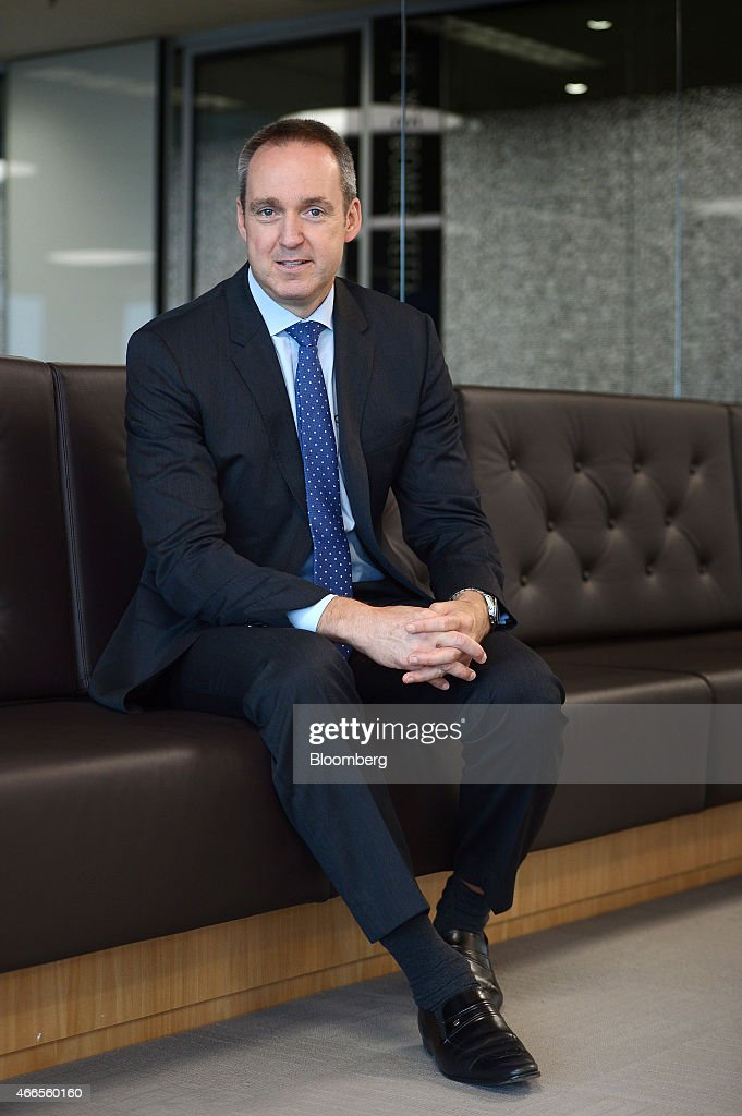 <a gi-track='captionPersonalityLinkClicked' href=/galleries/search?phrase=Graham+Kerr&family=editorial&specificpeople=1315214 ng-click='$event.stopPropagation()'>Graham Kerr</a>, chief executive officer-elect of South32 Ltd., poses for a photograph in Melbourne, Australia, on Tuesday, March 17, 2015. South32, the mining company that BHP Billiton Ltd. plans to spin off, will pay 40 percent of its underlying earnings as dividends and will cost the worlds biggest miner $738 million in one-time charges. Photographer: Carla Gottgens/Bloomberg via Getty Images