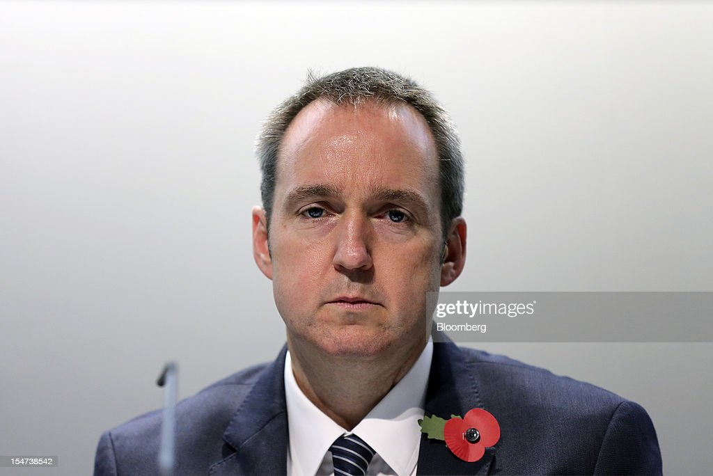 <a gi-track='captionPersonalityLinkClicked' href=/galleries/search?phrase=Graham+Kerr&family=editorial&specificpeople=1315214 ng-click='$event.stopPropagation()'>Graham Kerr</a>, chief financial officer BHP Billiton Ltd., attends BHP Billiton Plc's annual general meeting (AGM) in London, U.K., on Thursday, Oct. 25, 2012. BHP Billiton Ltd., the world's largest mining company, expects China's growth to decline to about 7 percent to 8 percent this year and stay at this level for the next decade as the nation becomes a consumer-led economy. Photographer: Simon Dawson/Bloomberg via Getty Images